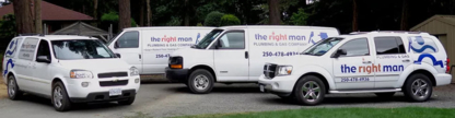 Rightman Plumbing & Gas Co Ltd - Plumbers & Plumbing Contractors - 250-478-4936