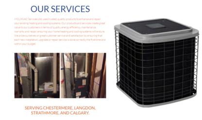 MCL HVAC Services LTD - Heating Contractors - 403-796-6442