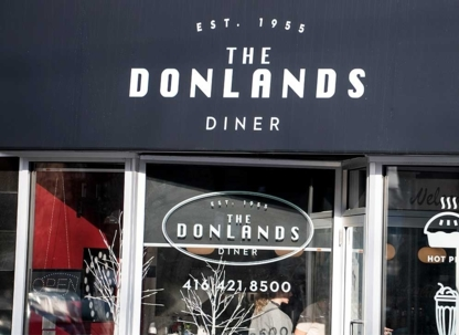 Donlands Diner - Restaurants - 416-421-8500