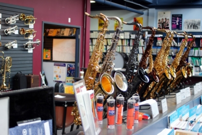 St John's Music - Musical Instrument Stores