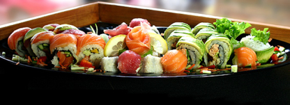 Umami Sushi - Vegetarian Restaurants - 416-782-3375