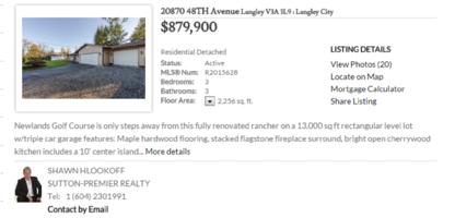Shawn Hlookoff - Real Estate (General) - 604-230-1991