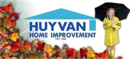Huyvan Home Improvement-Est 1986 - Windows - 613-821-9300