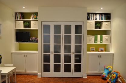 Nathalie Lavigne Design - Interior Designers - 514-895-4306