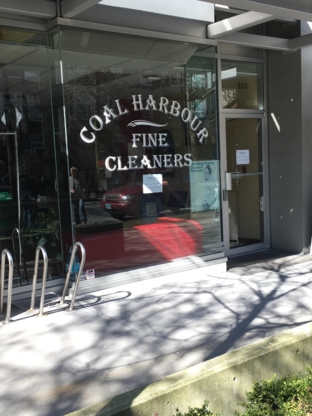 Coal Harbour - Dry Cleaners