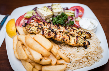 Village Grec - Greek Restaurants - 450-681-3333