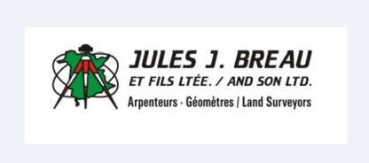 Jules J Breau et Fils Ltée - Land Surveyors