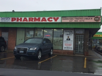 Danforth Pharmacy - Pharmacies