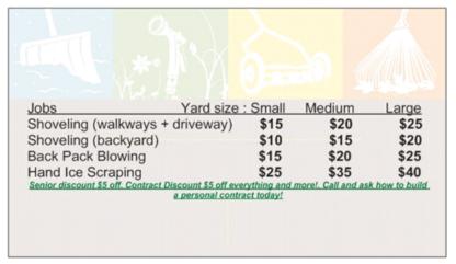 3OH6 Yard Maintenance - Landscape Contractors & Designers - 306-612-4642