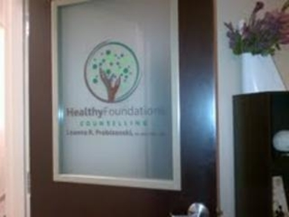 Healthy Foundations Counselling - Psychotherapy - 807-344-4322