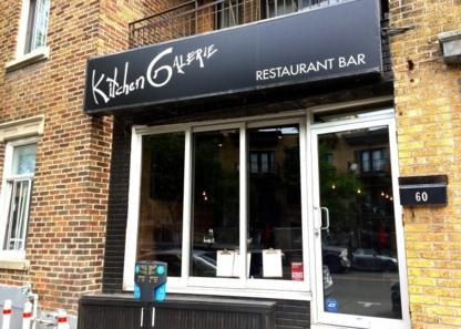 Kitchen Galerie - French Restaurants - 514-315-8994