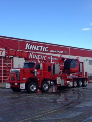 Kinetic Transport Ltd - Services de transport