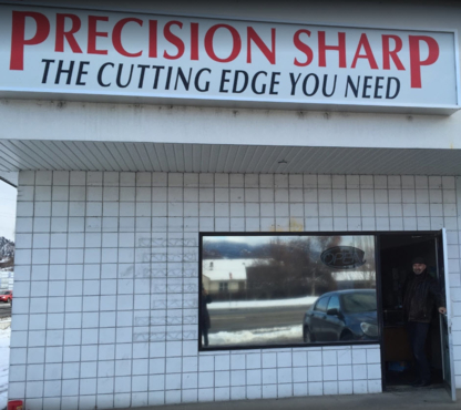 Precision Sharp - Saw Sharpening & Repair