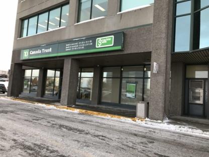 TD Canada Trust Branch & ATM - Banks - 514-695-7124