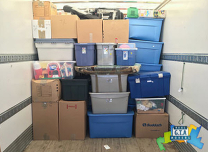 Real GTA Movers - Moving Services & Storage Facilities - 647-627-5464