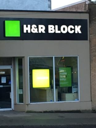 H&R Block - Tax Return Preparation - 604-713-1050