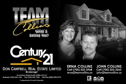 Erna Collins - Real Estate Agents & Brokers