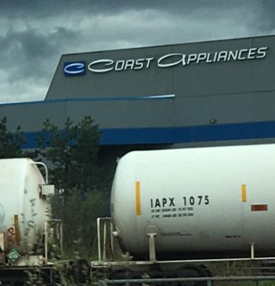 Coast Wholesale Appliances - Major Appliance Stores