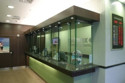 Calforex Currency Exchange - Foreign Currency Exchange - 416-921-4872