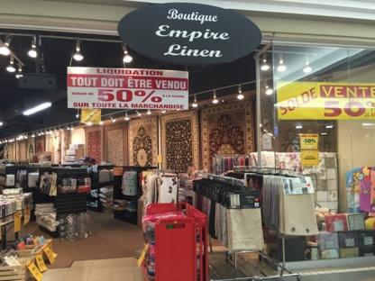 Empire Linen - Magasins de tissus - 514-542-1151