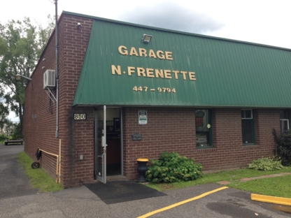 Garage Normand Frenette - Auto Repair Garages - 450-447-9794