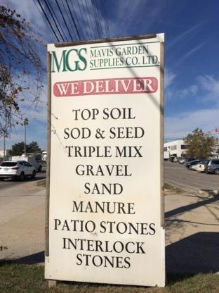 Mavis Garden Supplies - Garden Centres - 905-277-2541
