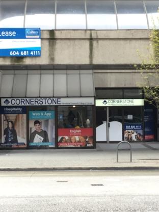 Cornerstone International Community College of Canada - Écoles d'enseignement spécialisé - 604-620-1111