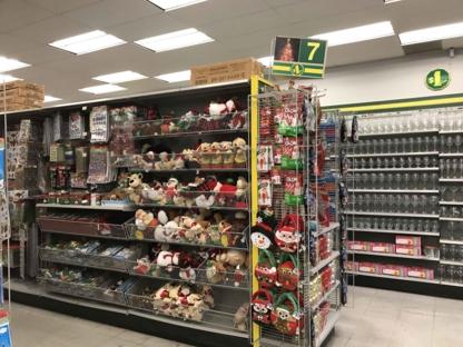 Dollarama - Grands magasins - 514-762-5459