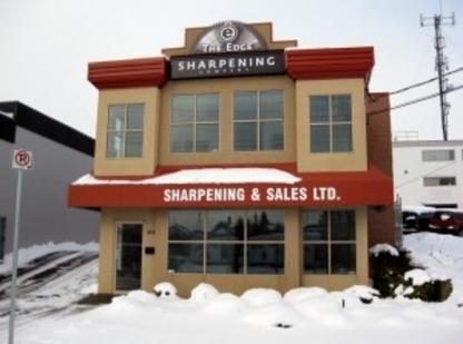 The Edge Sharpening Co Ltd - Sharpening Service