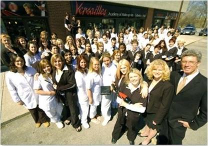 Versailles Academy of Make Up Arts - Esthetics-Hair - Écoles de coiffure et d'esthétique