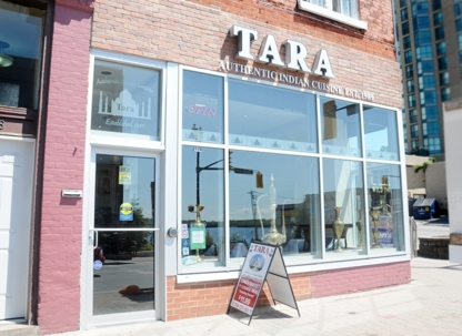 Tara Indian Cuisine - Restaurants végétariens - 705-737-1821