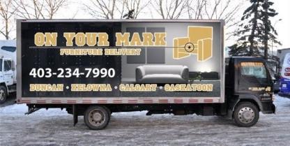 On Your Mark Delivery - Entrepôts de marchandises
