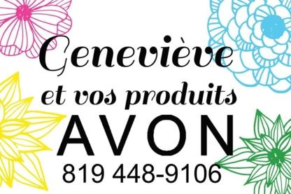 Avon - Geneviève Martineau - Parfumeries et magasins de produits de beauté - 819-448-9106