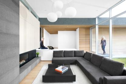 Leckie Studio Architecture + Design Inc - Architectural Drawing