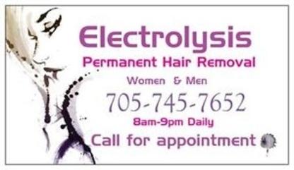 Electrolysis By Glenda - Hair Removal