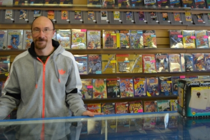 Nexwave Video Games - Video Stores - 780-960-1205
