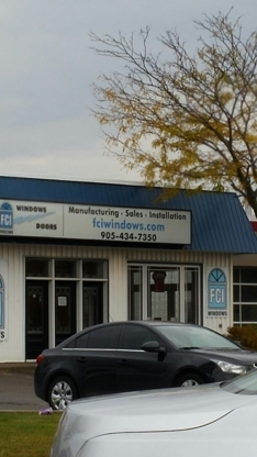 F C I Windows - Doors & Windows - 905-434-7350