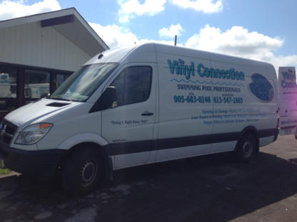 The Vinyl Connection - Swimming Pool Contractors & Dealers - 905-683-0146