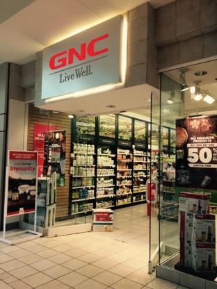 GNC - Magasins de produits naturels - 403-248-4842
