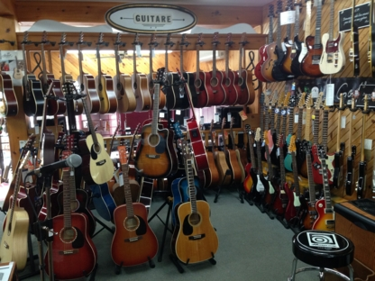 Grand'Maison Musique - Musical Instrument Stores - 450-436-5632