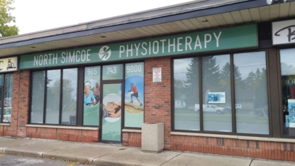 North Simcoe Physiotherapy - Physiotherapists - 905-743-9000