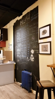 TOT The Cat Cafe - Coffee Shops - 647-748-2287