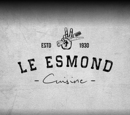 Le Esmond - Restaurants - 450-372-7727