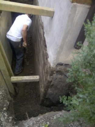 City Residential Foundation Repair - Foundation Contractors