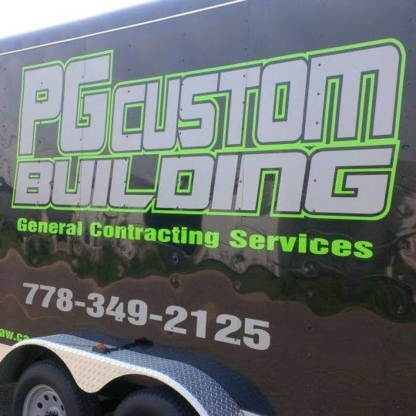 PG Custom Building Ltd - Home Improvements & Renovations