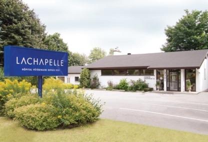 Hôpital Vétérinaire Lachapelle - Veterinarians - 418-653-2858