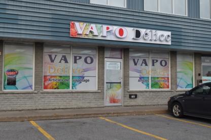 Vapo Délice - Electronics Stores - 819-841-2889