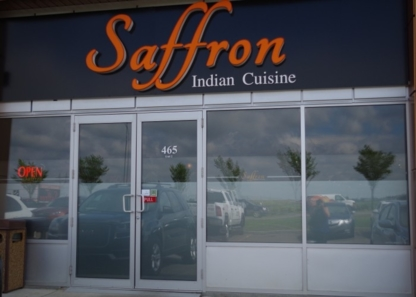 Saffron Indian Cuisine - Restaurants indiens - 780-490-7088