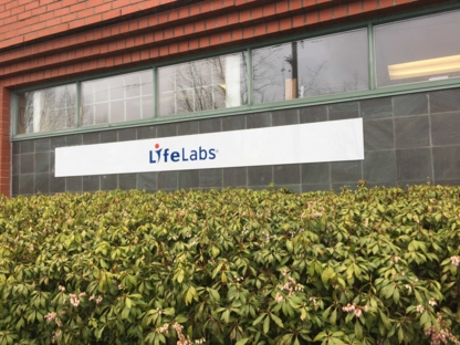 LifeLabs - Medical Laboratories - 604-944-7754