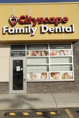Cityscape Family Dental - Dentists - 403-226-2121